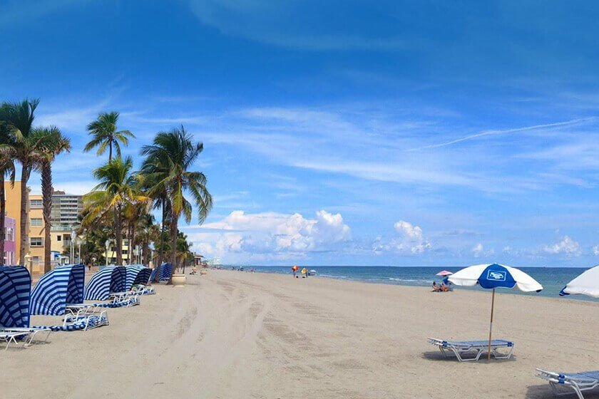 Image of Beaches of Hollywood, FL